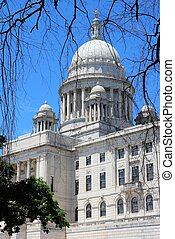 Providence, Rhode Island City in New England region of the...
