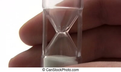Hourglass - Canon HV30. HD 16:9 1920 x 1080 @ 25.00 fps....