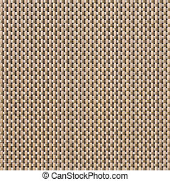 Rattan weave - Close up rattan or wicker weave texture