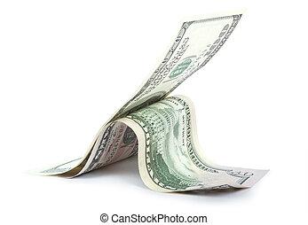 Money - Humor concept of money makes money