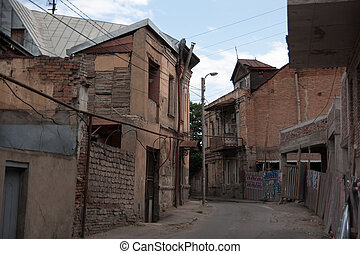 Old Tbilisi Streets