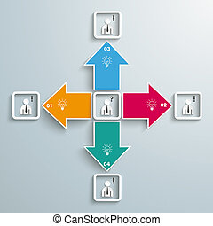 4 Arrows All Directions Problem 4 Solutions