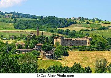 Statto castle