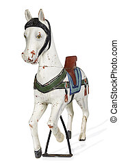 Old Toy Horse