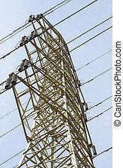 Strommast - Energie
