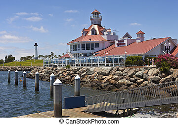 Parkers Lighthouse Long Beach California. - Parkers...