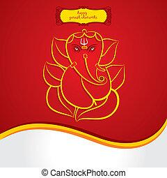 happy ganesh chaturthi greeting - happy ganesh chaturthi...