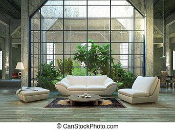 Modern Loft - Modern loft
