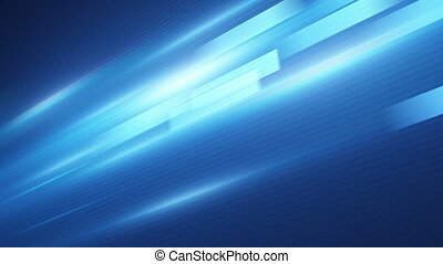 blue stripes fast motion loopable background - blue stripes...