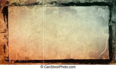 grunge textures and frame loopable background - grunge...