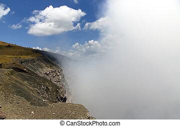 Masaya Volcano National Park - Masaya is a caldera located...