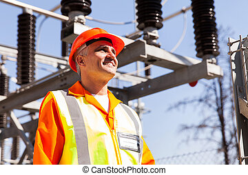 senior substation technical engineer