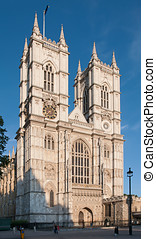 Westminster Abbey, Gothic Cathedral in London, England
