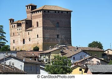 Grinzane Cavour Langhe, Italy - Grinzane Cavour Cuneo,...