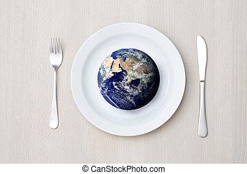 Hunger - World hunger