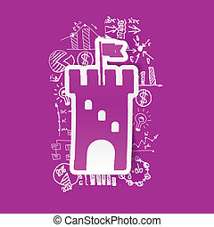 Drawing business formulas: fortress