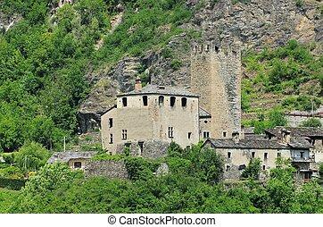 Avise Castello