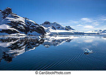 Antarctica Landscape-8 - Antarctica Outstanding Natural...