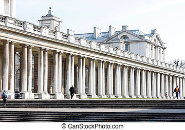 Greenwich University - The beautiful Greenwich University