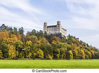Willibaldsburg in Eichstaedt