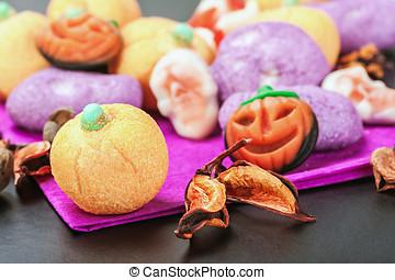 pumpkin souffle of a holiday Halloween