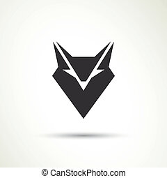 Vector Animal Icon - Vector Illustration of an Animal Icon