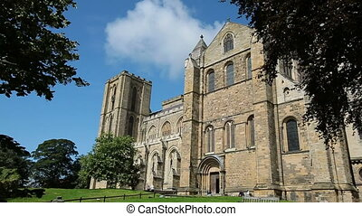 Ripon Cathedral - England - HD - Ripon Cathedral in the...