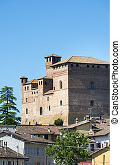 Grinzane Cavour (Langhe, Italy) - Grinzane Cavour (Cuneo,...