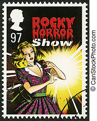 UNITED KINGDOM - 2011: shows The Rocky Horror Show, series Music