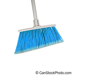 Blue Broom