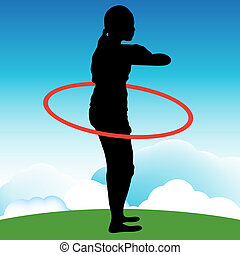 201401-762-hula-hoop-girl - An image of