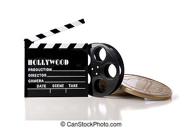 Hollywood Movie Items - Hollywood movie items including a...