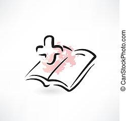 book medicine icon