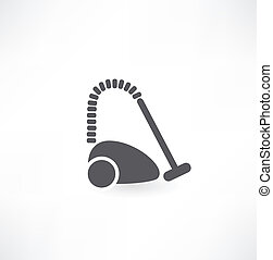 Icon of Vacuum Cleaner.