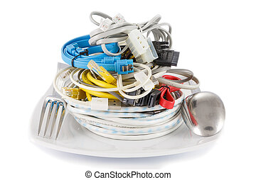 food cable