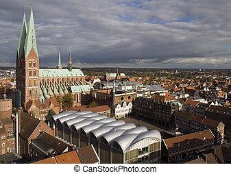 marienkirche marktplatz - church