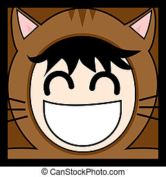Joke cat - Creative design of joke cat