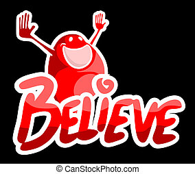 Puppet believe - Creative design of puppet believe