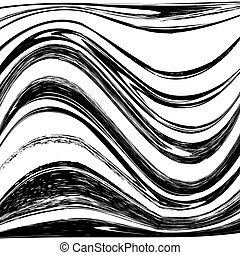 Abstract Wave Texture Horizontal