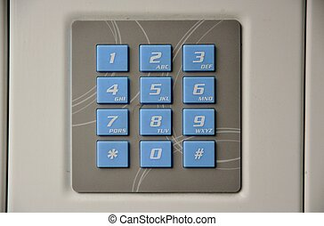 Electronic door bell system - Electronic door bell as...