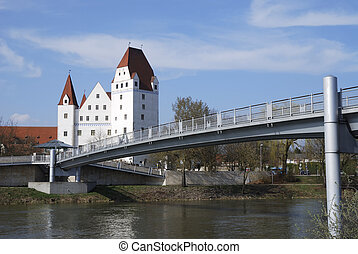 Ingolstadt Castle - The Castle of Ingolstadt (Neues Schloss)