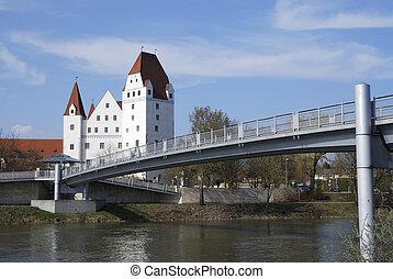 Ingolstadt Castle - The Castle of Ingolstadt (Neues Schloss)