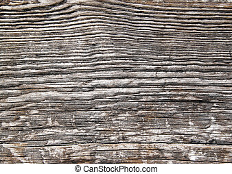 Weathered wood lines natural abstract texture background.