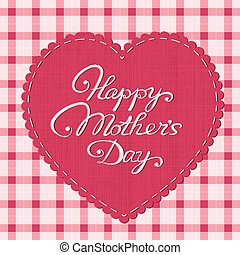 quot;Happy mothers dayquot; card - Happy mothers day card...