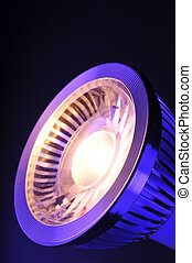 warmwhite, COB-LED