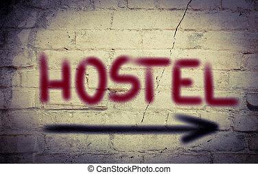 Hostel Concept