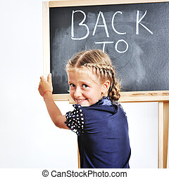 Back to school time