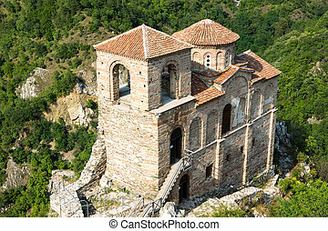 Church of the Assumption of the Ble - Asen's Fortress - a...
