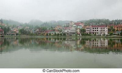 Sapa Lake view, Vietnam