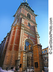 German Church Stockholm - the German Church, Tyska Kyrkan,...